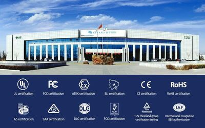China Shanxi Guangyu Led Lighting Co.,Ltd.