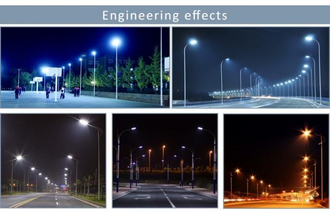 Adjustable Bracket LED Street Lights Perfect Combination With Solar Energy