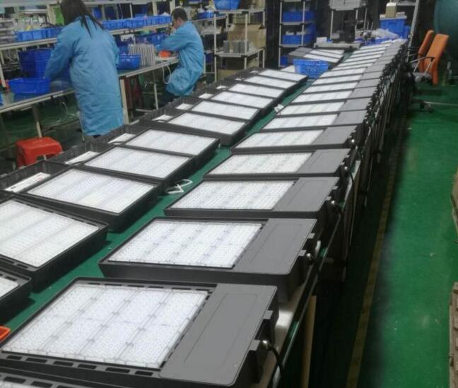 Energy Saving LED Street Lights Environmental Protection19500lm Shoebox  90 - 305V