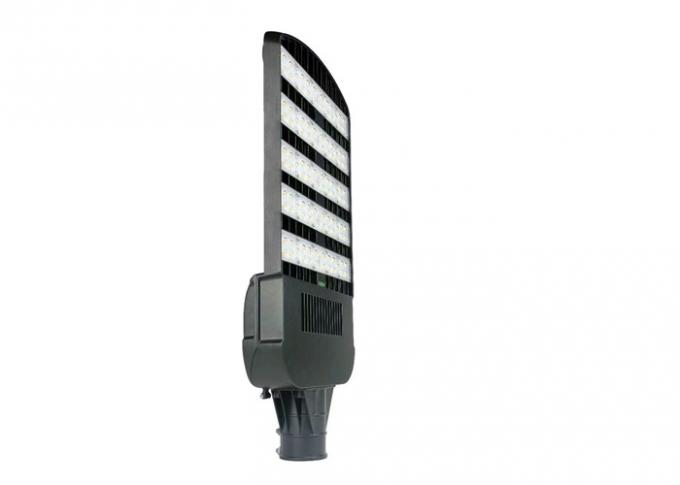 SMD Module Outdoor LED Street Light , 150w Grey Housing LED Street Lamp