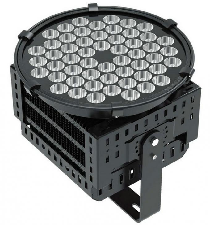 Football LED Stadium Floodlights High Luminous Flux For Inventronics Driver Used