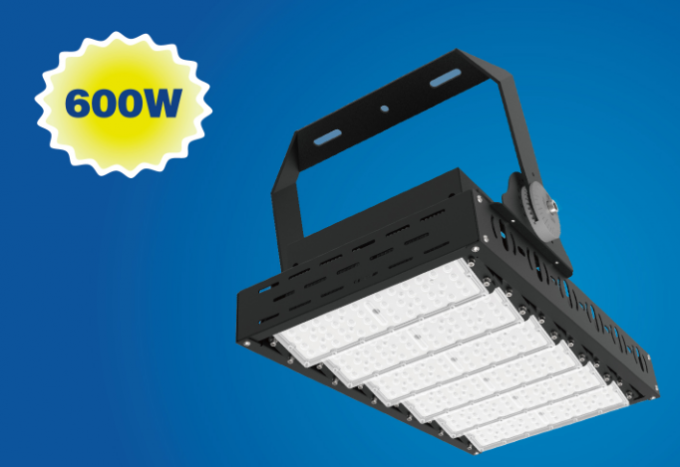 High Brightness Outdoor LED Flood Lights 150W 6000K For Advertising Board