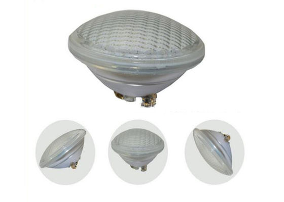 China Low Voltage 12v LED Underwater Lamp Par56 RGB Remote Control For Park Pools supplier