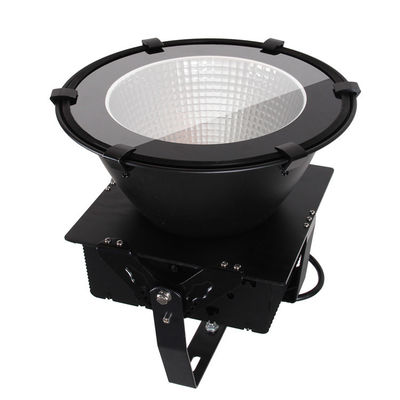 China Noke LED Stadium Floodlights 400W Daylight White 6000K 140lm / W Efficiency supplier