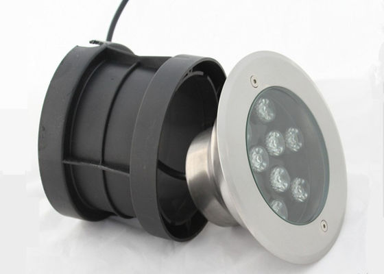 China CE / ROHS Listed LED Underwater Lamp 9W Recessed With 3 Years Warranty supplier