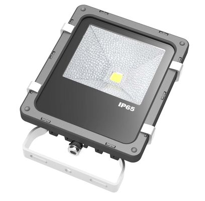 China Aluminum Black LED Exterior Floodlights ,  Wireless LED Outdoor Flood Lights supplier