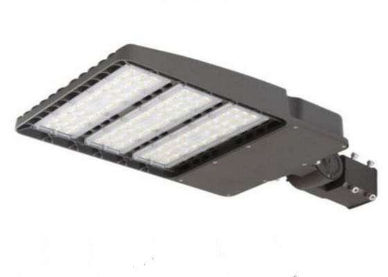 China Energy Saving LED Street Lights Environmental Protection19500lm Shoebox  90 - 305V supplier