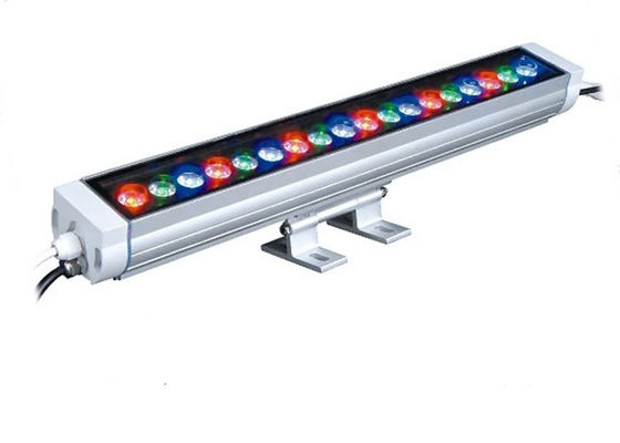 China Wide Radiation Angle DMX LED Wall Washer No Delay 500MM18W 50000h Above Lifespan supplier