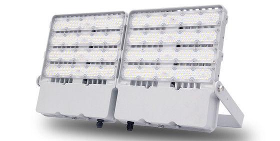 China SMT 3030 LED Stadium Floodlights 160lm / W Efficiency For Commercial / Industrial supplier
