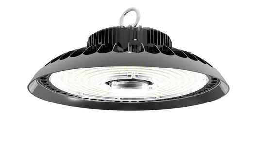 China Round Shaped High Bay LED Lights 100w 150w With High Power Efficiency supplier
