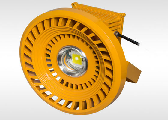 China Lumileds Chips LED Explosion Proof Lamp 100w For Petrol Station Application distributor