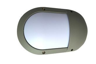 China Decorative LED Garden Wall Lights Oval IP65 24V / 12V DC Surface Mounted Directly distributor