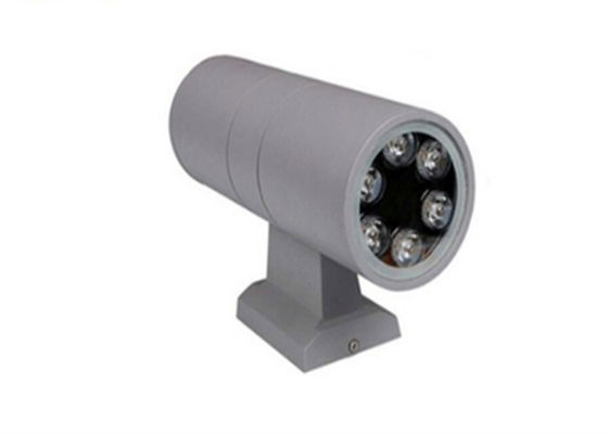 China Aluminium LED Garden Wall Lights High Lumen Output And Lower Light Decay distributor