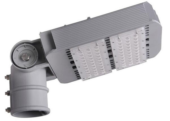 China Road Highway LED Street Lights Adjust Angle 100W Ip65 No Adverse Glare distributor