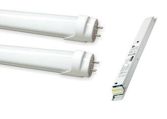 China Emergency 9W T8 Integrated Led Tube ,  Led Series T8 Tube For Power Shortage Areas distributor
