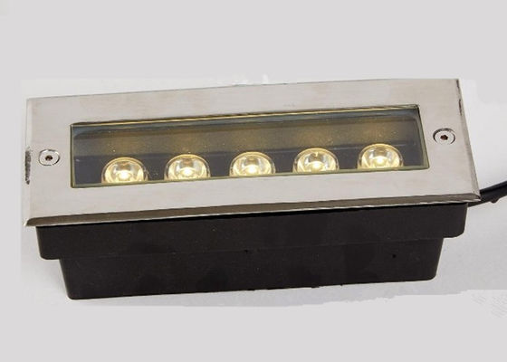 China Rich Colorful LED Underground Lamp 6 watts Non - Fading High Mechanical Strength factory