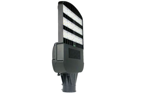 China SMD Module Outdoor LED Street Light , 150w Grey Housing LED Street Lamp distributor