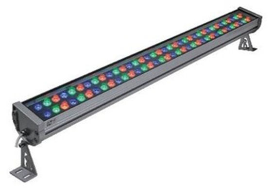 China 72W Double Linear LED Color Wash Lights ,  Building Decorated  RGB LED Wallwasher distributor