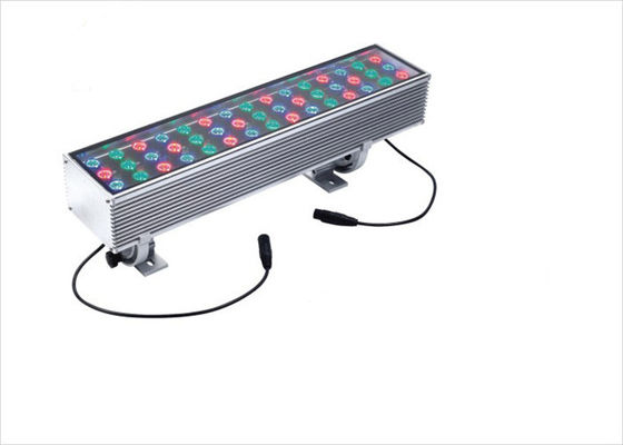 China High Lumen 72w Wall Washer Light ,  Engergy Saving Linear DMX RGB Wall Washer distributor
