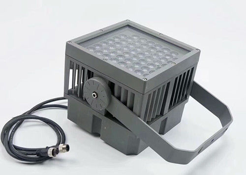 China Three - Dimensional LED Outside Flood Lights Aluminum Material With Super Tempered Glass distributor