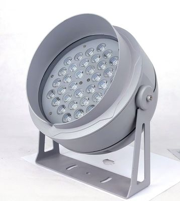 china 72w dmx rgb led flood light aluminum material colored led flood lights for christmas
