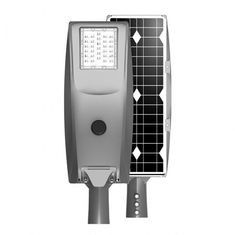 China 30 Watt Solar LED Street Light With Intelligent Controller  / Aluminum Alloy Shell distributor