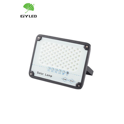 Outdoor 80ra 40watts Solar Powered Flood Lights High Voltage Protect